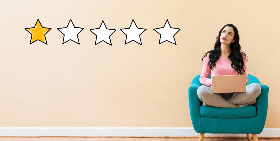 How to Handle a Negative Review